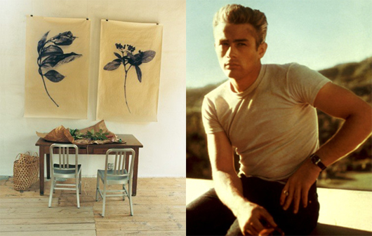 Bloom Magazine + James Dean