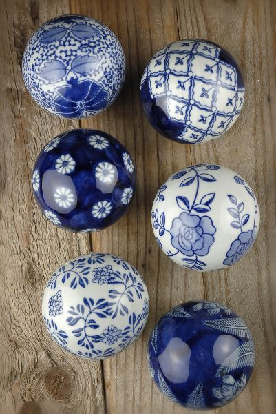 ceramic deco ball